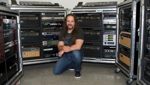 Petrucci, Guitar Rig Builder: Mark Snyder